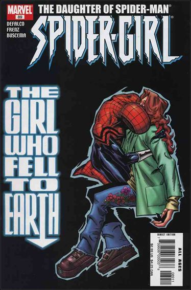 Spider-Girl (1998) 89-A by Marvel