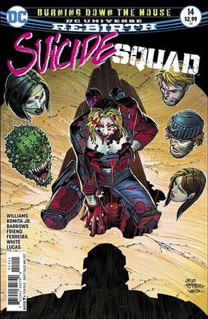 Suicide Squad (2016)  14-A