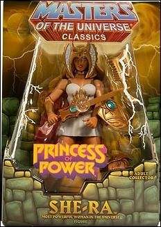 Masters of the Universe Classics She-Ra (Re-Issue) by Mattel