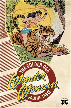 Wonder Woman: The Golden Age 3-A