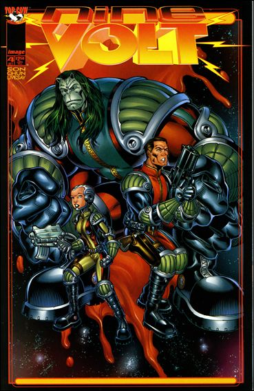 Nine Volt 4-A by Top Cow
