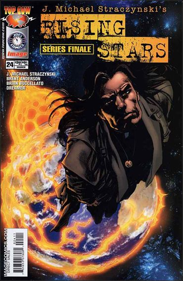 Rising Stars 24-A by Top Cow