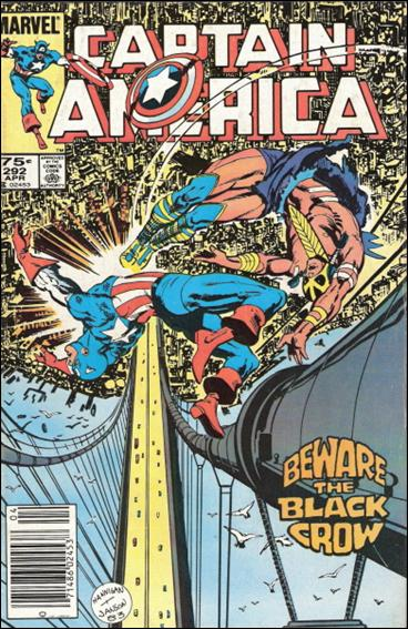 Captain America (1968) 292-B by Marvel