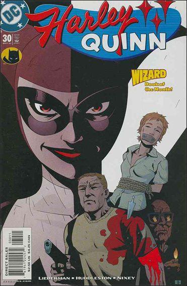 Harley Quinn (2000) 30-A by DC