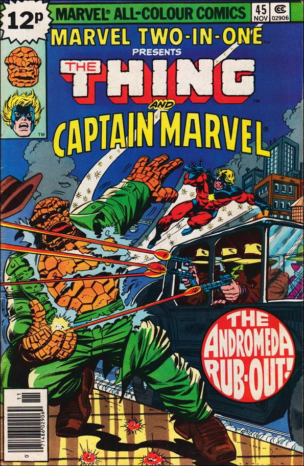 Marvel Two-In-One (1974) 45-B by Marvel