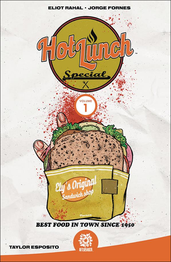 Hot Lunch Special 1-A by AfterShock
