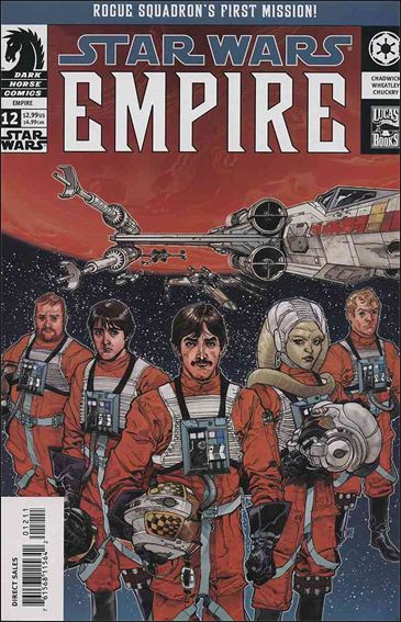Star Wars: Empire 12-A by Dark Horse