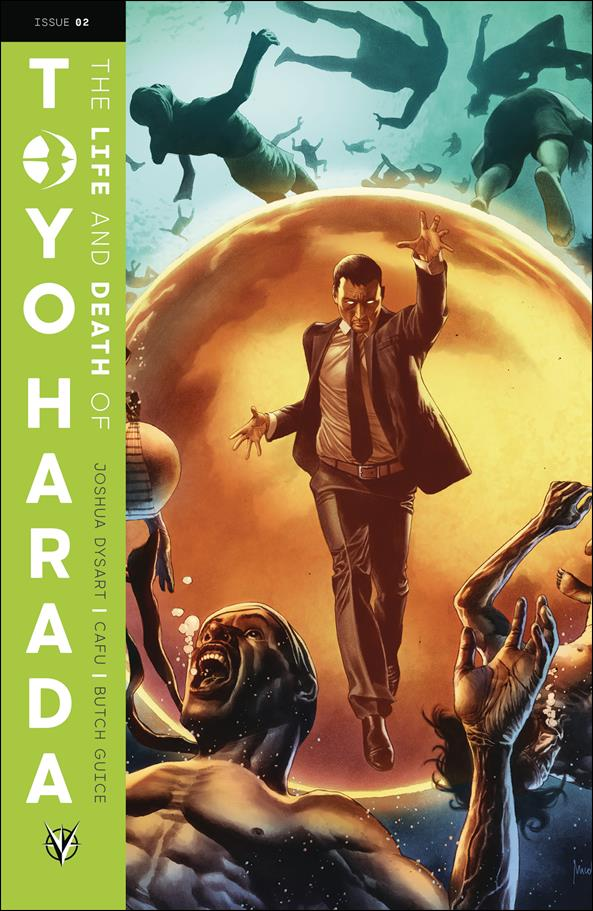 Life and Death of Toyo Harada 2-A by Valiant Entertainment