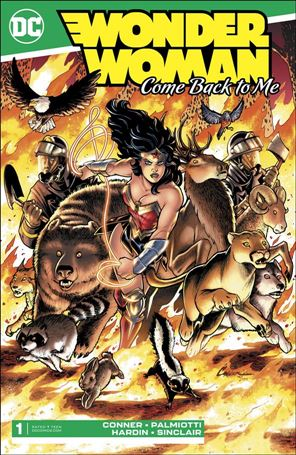 Wonder Woman: Come Back to Me 1-A