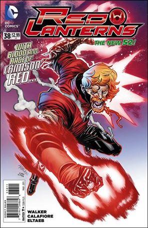 Red Lanterns 38-A