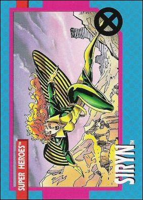 X-Men: Series 1 (Base Set) 9-A by Impel