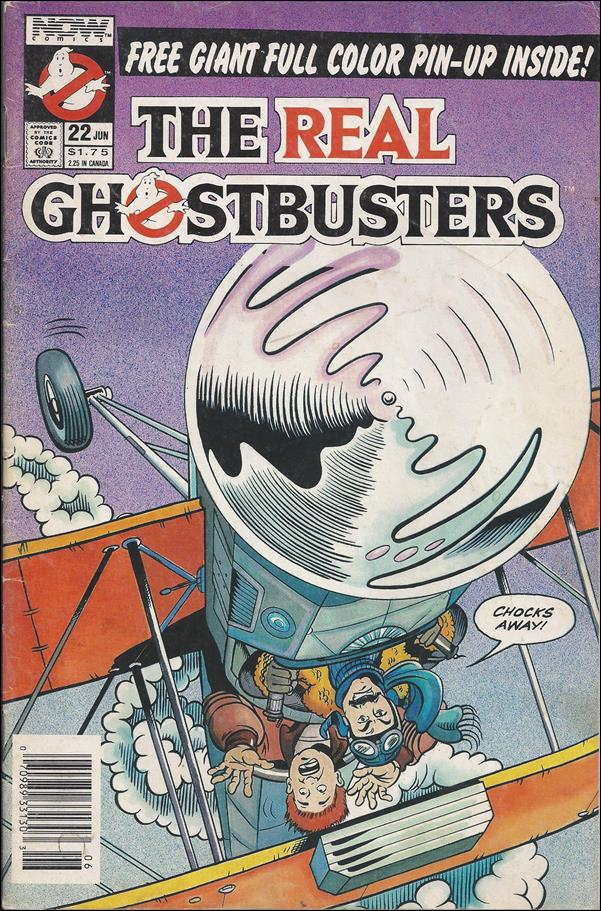Real Ghostbusters (1988) 22-A by Now Comics