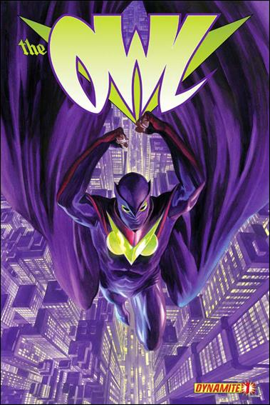 Owl (2013) 1-A by Dynamite Entertainment