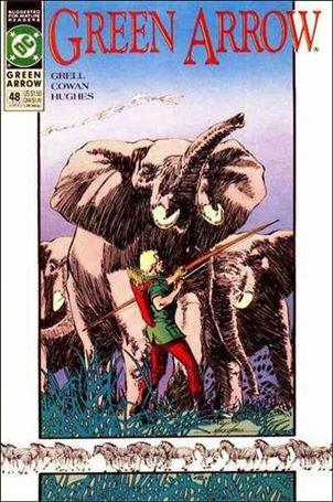 Green Arrow (1988) 48-A