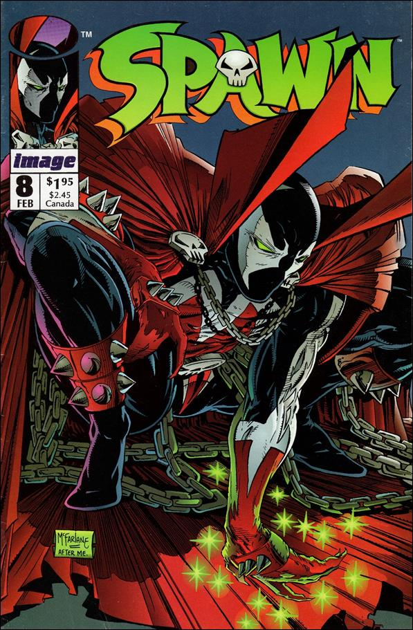 Spawn 8-A by Image
