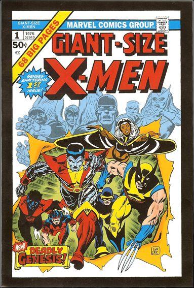 Giant-Size X-Men 1-B by Marvel