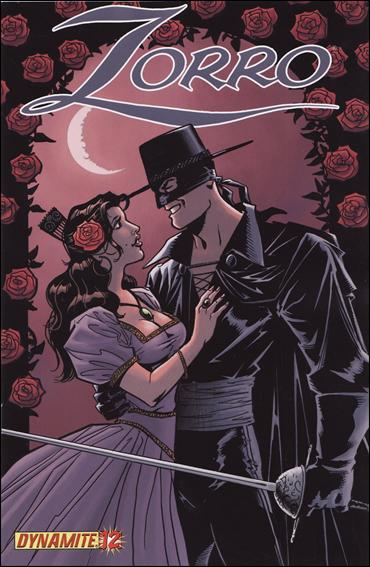 Zorro (2008) 12-A by Dynamite Entertainment