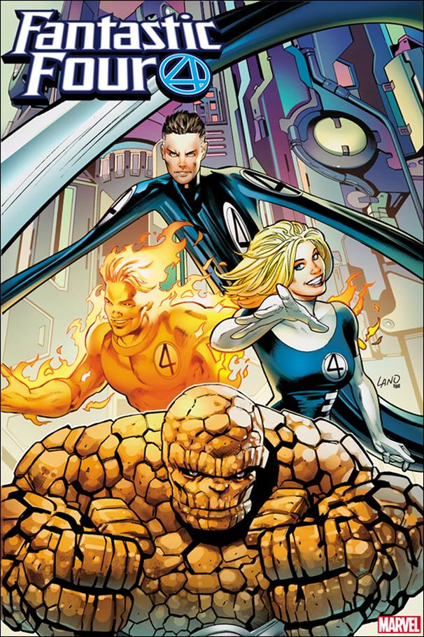 Fantastic Four (2018) 16-B by Marvel
