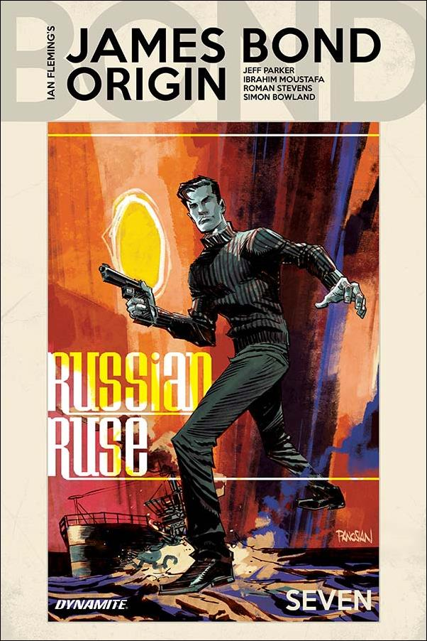 James Bond: Origin 7-A by Dynamite Entertainment