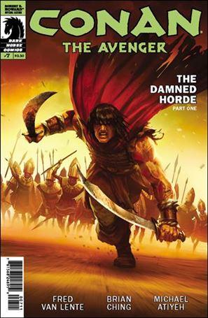 Conan the Avenger 7-A