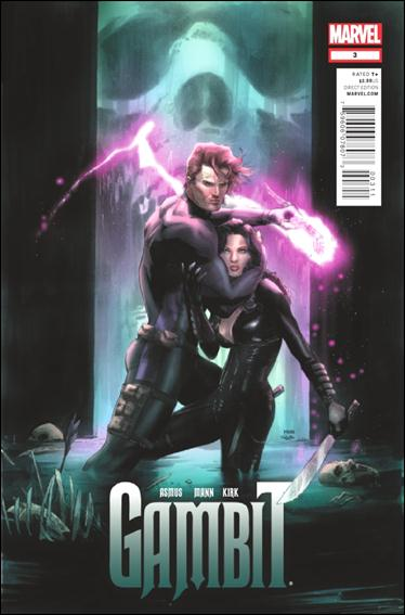 Gambit (2012) 3-A by Marvel