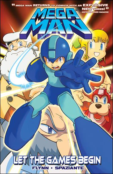 Mega Man 1-A by Archie