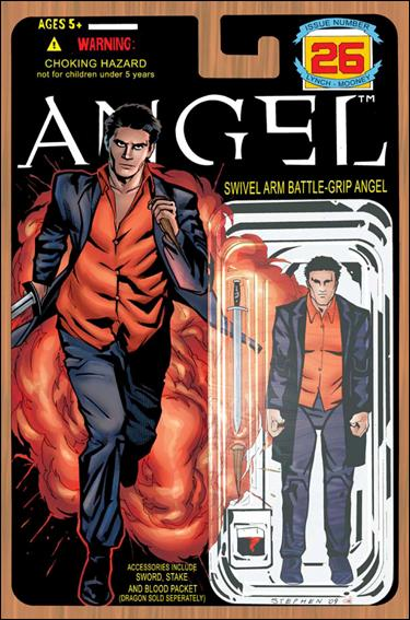 Angel: After the Fall 26-A by IDW