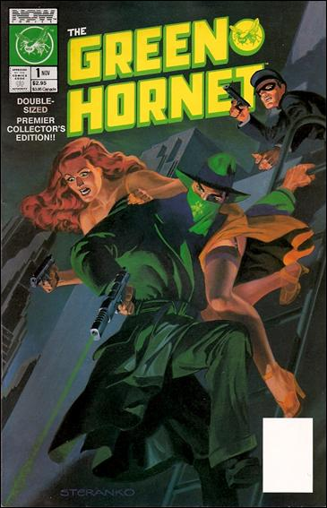 Green Hornet (1989) 1-A by Now Comics