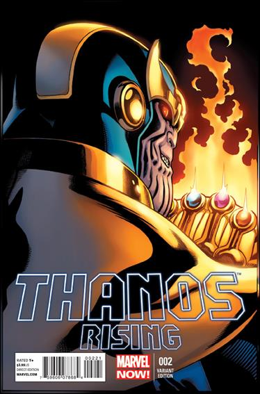Thanos Rising 2-B by Marvel