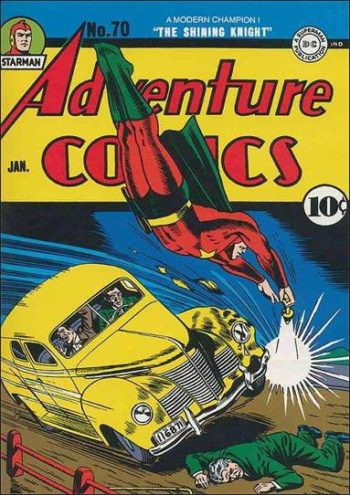 Adventure Comics (1938) 70-A by DC