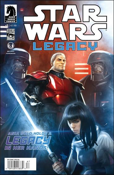 Star Wars: Legacy (2013) 2-A by Dark Horse