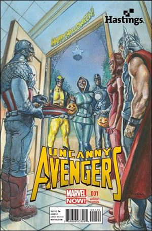 Uncanny Avengers (2012) 1-O