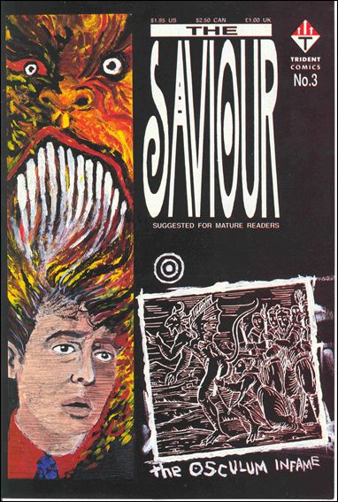 Saviour 3-A by Trident Comics