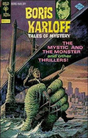 Boris Karloff Tales of Mystery 64-A