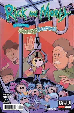 Rick and Morty Presents: Jerryboree 1-B