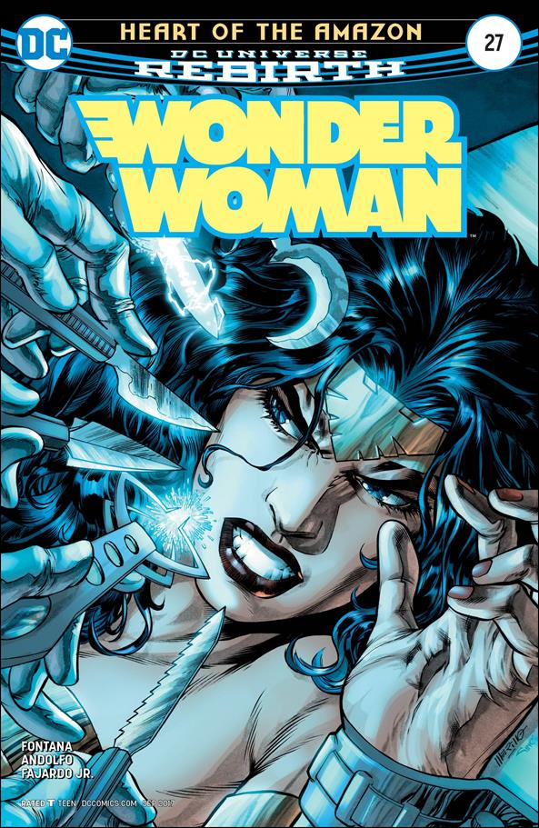 Wonder Woman (2016)  27-A by DC