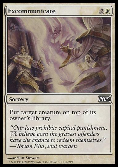 Magic the Gathering: 2010 Core Set (Base Set)10-A by Wizards of the Coast