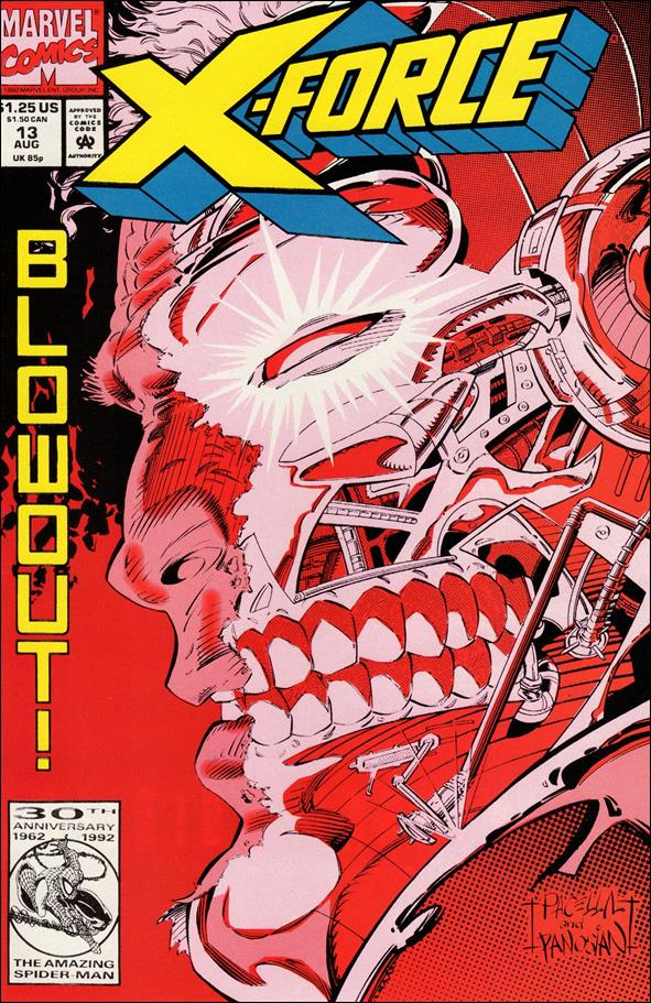 X-Force (1991) 13-A by Marvel