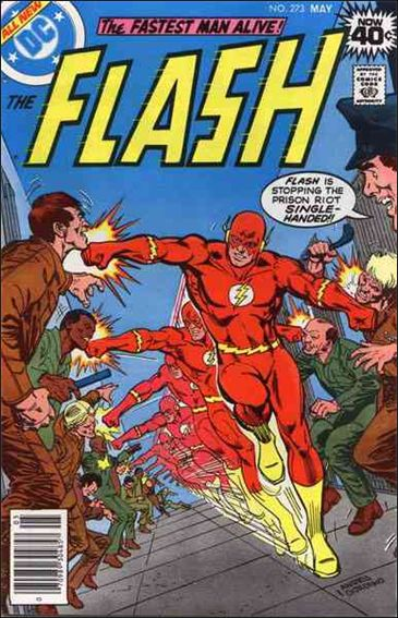 Flash (1959) 273-A by DC
