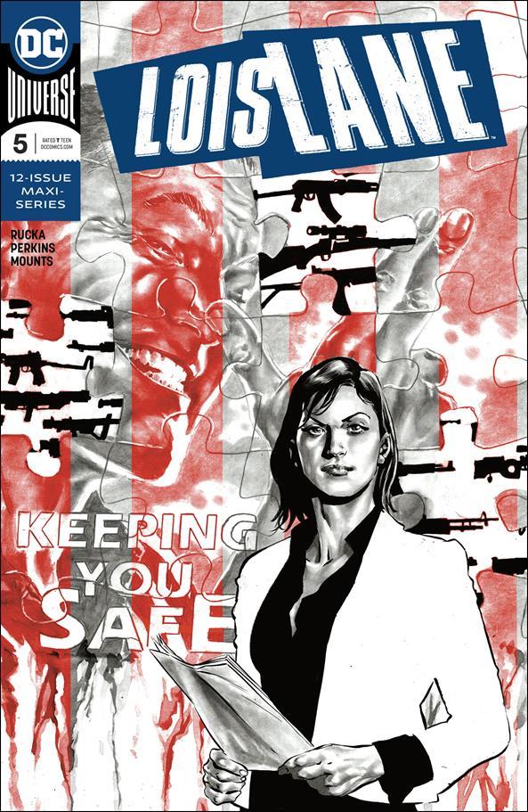 Lois Lane (2019) 5-A by DC