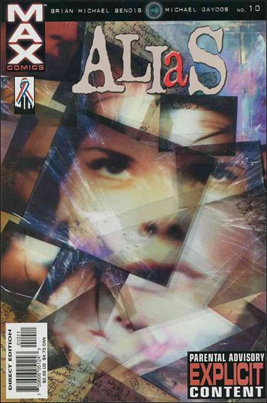 Alias (2001) 10-A by Max