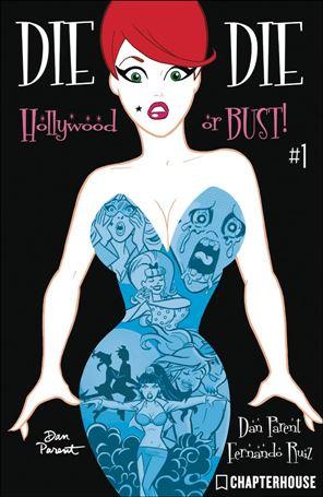 Die Kitty Die! Hollywood or Bust 1-B
