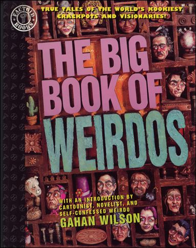 Big Book of Weirdos 1-A by Paradox