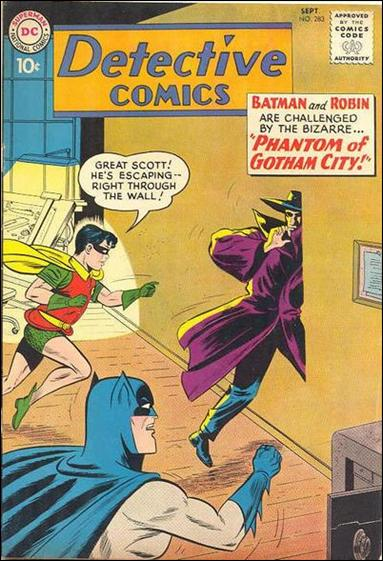 Detective Comics (1937) 283-A by DC