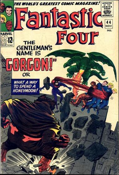 Fantastic Four (1961) 44-A by Marvel