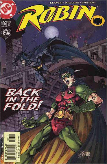 Robin (1993) 106-A by DC
