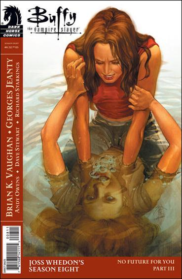 Buffy the Vampire Slayer Season Eight 8-A by Dark Horse