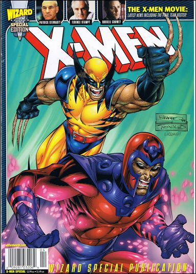 Wizard's X-Men Special 1999-A by Wizard Press
