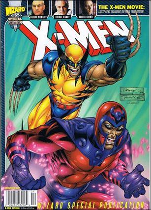 Wizard's X-Men Special 1999-A
