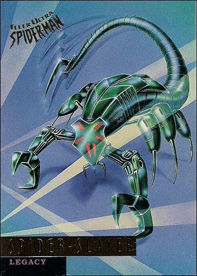 Fleer Ultra Spider-Man (Base Set) 71-A by Fleer